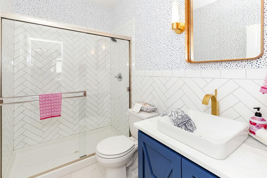 Bathroom Designs Photo Gallery Custom Homes In Blue Springs Mo Rob Washam