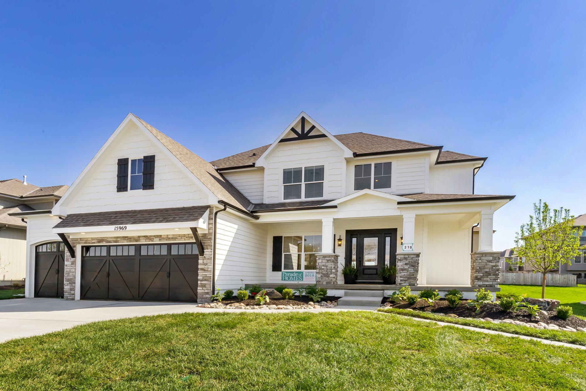 Rob Washam Homes New Kansas City Custom Home Builders