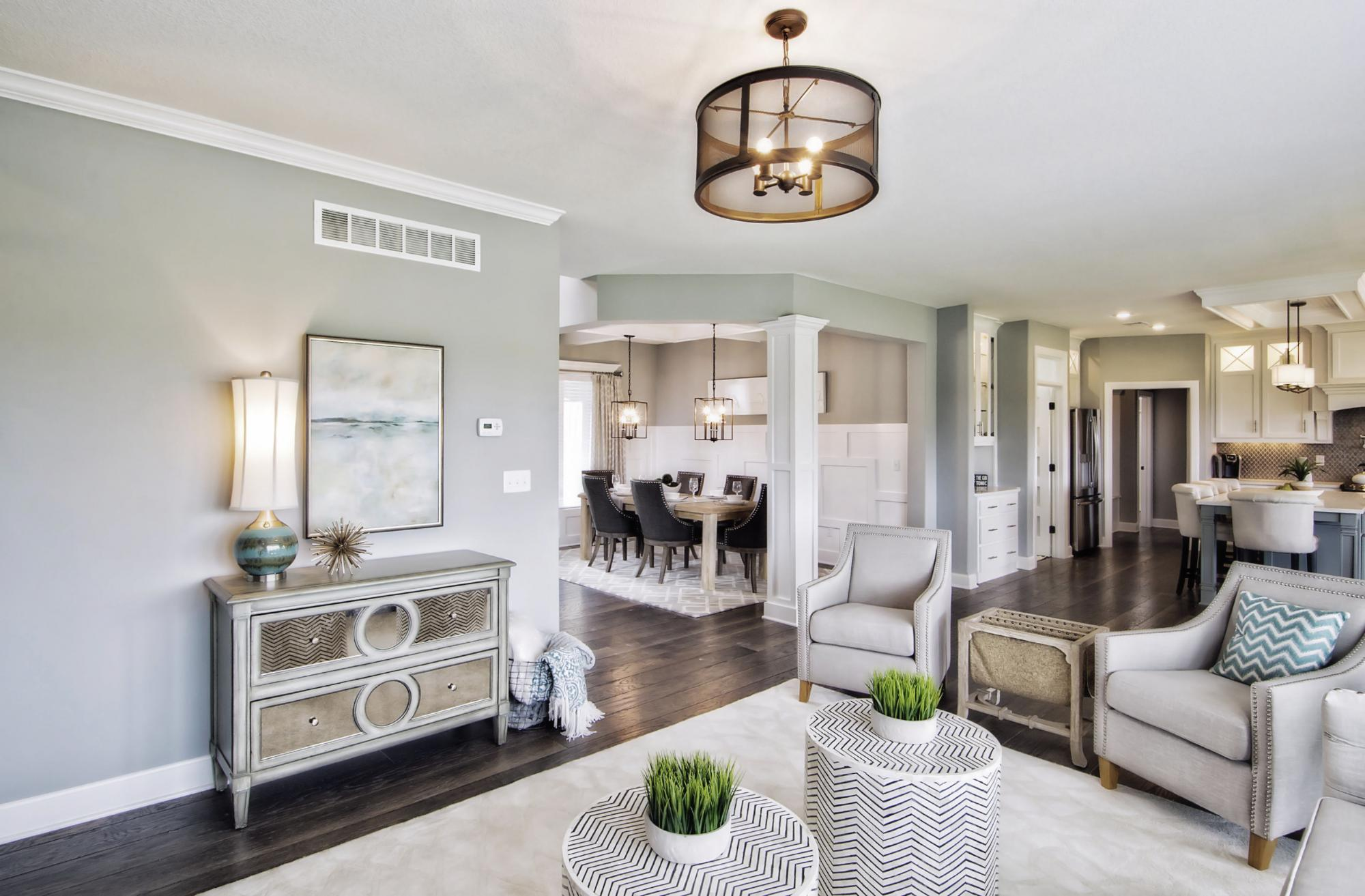 Arbor Lake Model - Riley III Photo Gallery | Custom Homes in Blue ...